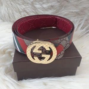 Gucci belt reversible 105cm